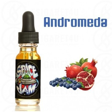 Andromeda eLiquid Space Jam
