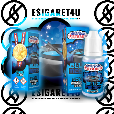 Blue Magic Flavourtec American Stars