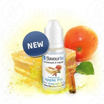 Cinnamon Apple Pie / Appeltaart eliquid