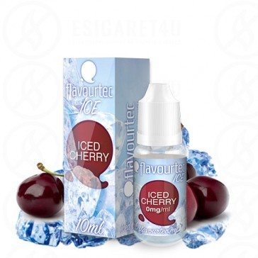 Iced Cherry eliquid