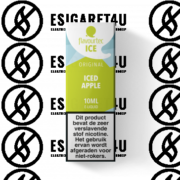 Flavourtec Iced Apple eliquid