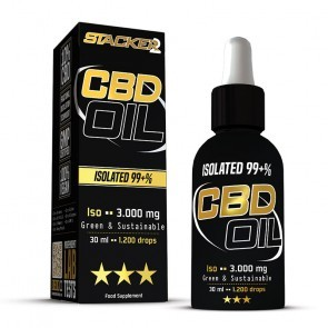 CBD Olie | Isolated | 3000mg | 30ml