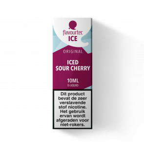 Flavourtec Iced Cherry eLiquid