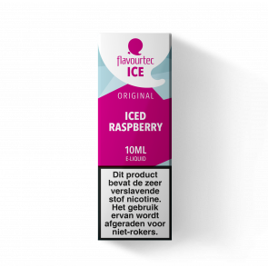 Flavourtec Iced Raspberry eliquid