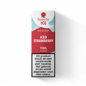 Iced Strawberry eliquid