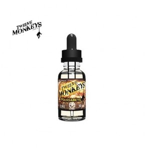 Mangabeys eLiquid 12 Monkeys